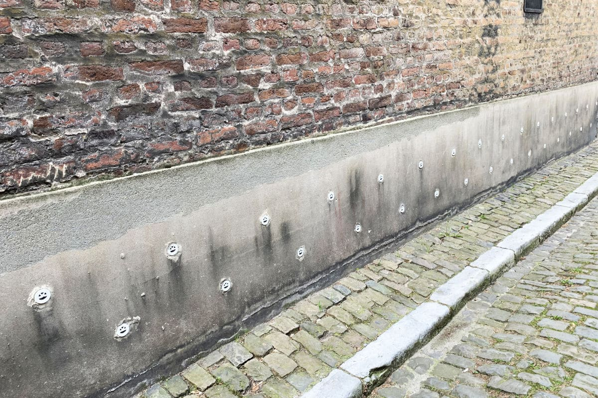 muren zelf injecteren